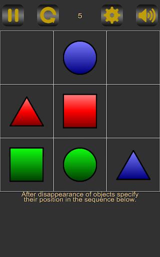 Memory Trainer. Geometry Figure 3.3.0 screenshots 2