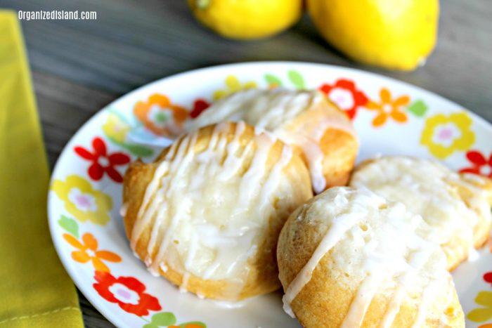 Easy Lemon Breakfast Pastries Recipe