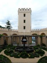 Photo: Pergola garden