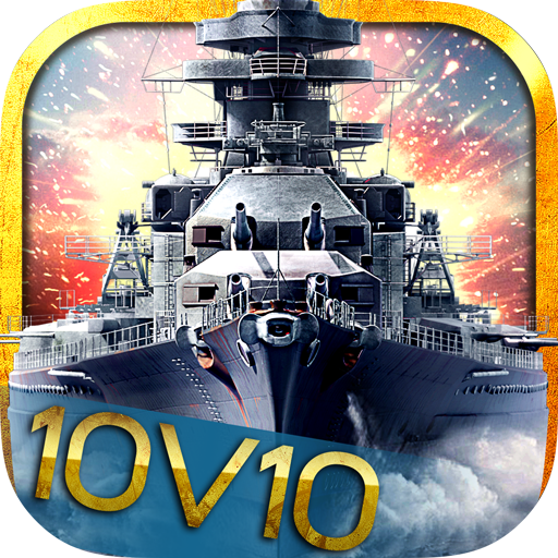 King of Warship:Sail and Shoot