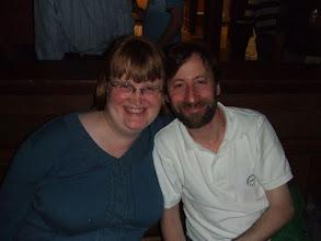 Photo: Megan and Michael