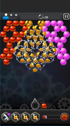 Bubble Shooter Mission cheat screenshots 1