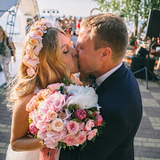 Wedding photographer Ira Makarova (IraMakarova). Photo of 15.08.2016