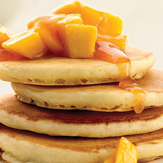 Self-Rising Light and Fluffy Pancakes.