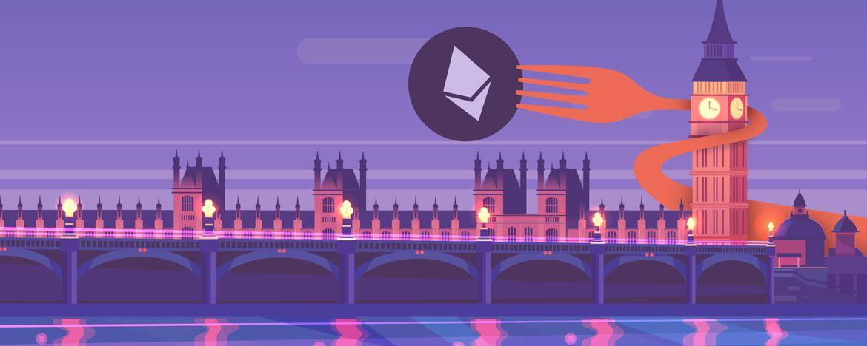 Blog Ethereum London hard Fork