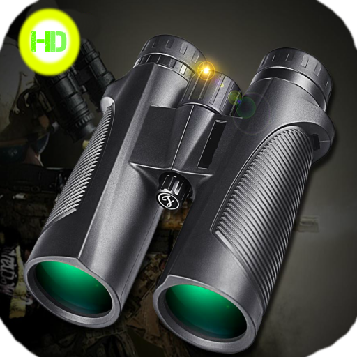 Binoculars HD zooming