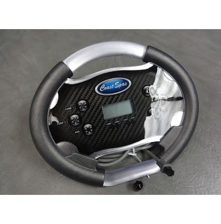 Display TP600 Elite med etikett CS