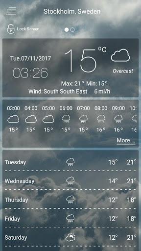 weather - weather forecast  screenshots 5