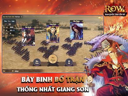 Game Row Tam Quốc Chí Truyền Kỳ VNG APK for Windows Phone
