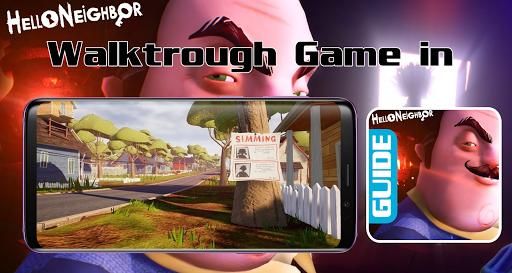 Walkthrough for Hello Hi Neighbor Alpha Act screenshot 3