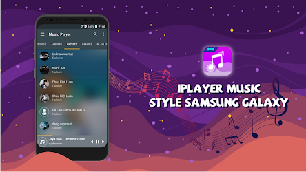 Music Player for Samsung S9 Style: Mp3 Player