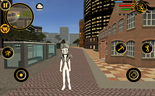 Real Stickman Crime filehippodl screenshot 1