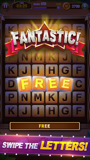 Word Blitz: Free Word Game & Challenge apkpoly screenshots 1