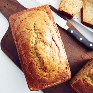 Banana Bread with Sour Cream Recipe