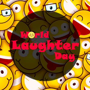 Image result for world laughter day 2018 images