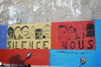 Photo: Street art - -Paris XVIIIe - rue Veron