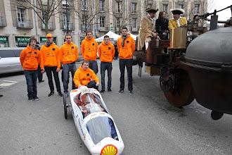 """Photo: ... l'équipe de l'""""Eco Motion Team"""" Esstin de Vandoeuvre lès Nancy..."""