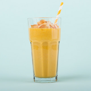 Pumpkin Coconut Smoothie.