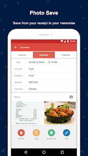 App Money Manager Expense & Budget APK for Windows Phone