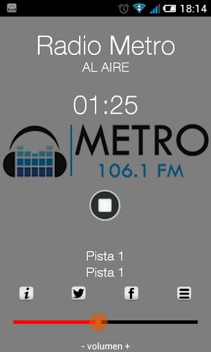 Radio Metro 106.1 v2