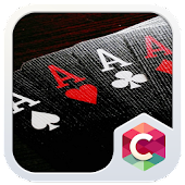 Poker Cards CLauncher Theme