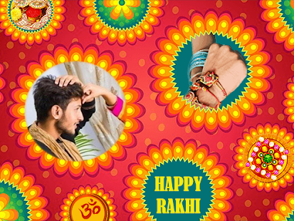 Rakhsha Bandhan Photo Frames & Rakhi Wishes for PC-Windows 7,8,10 and Mac apk screenshot 4