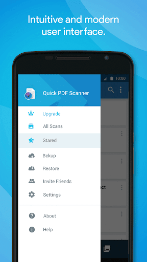 MobiSystems Quick PDF Scanner + OCR FREE  screenshots 7