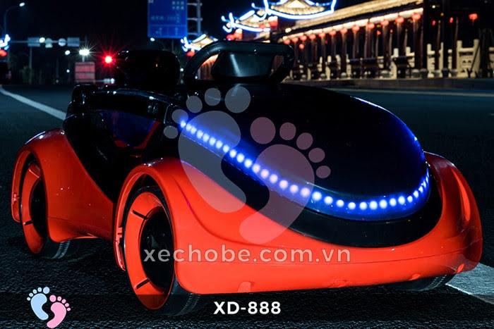 Xe hơi điện trẻ em XD-888 4