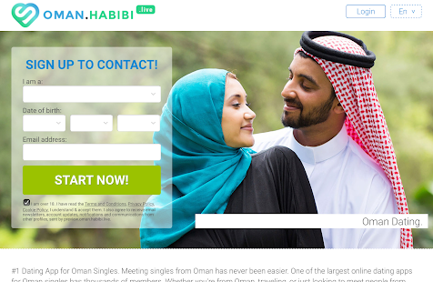 Online dating oman