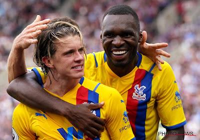 🎥 Benteke buteur avec Crystal Palace, Joshua King voit triple et assomme Everton
