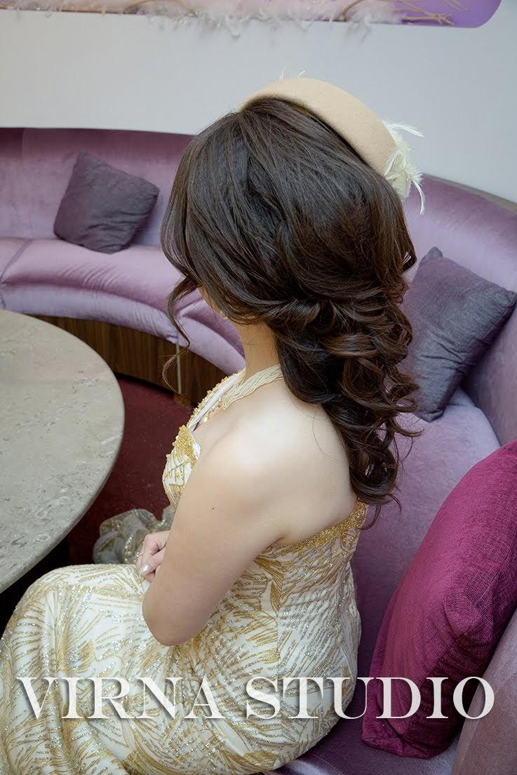 bride,新娘,台北新娘秘書,台北新秘,英式禮帽,金色魚尾,新秘推薦,天成飯店信義