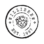 Logo of Willibrew Beer'Dless Frog Red