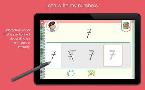 Kaligo: The primary student's handwriting notebook- screenshot thumbnail