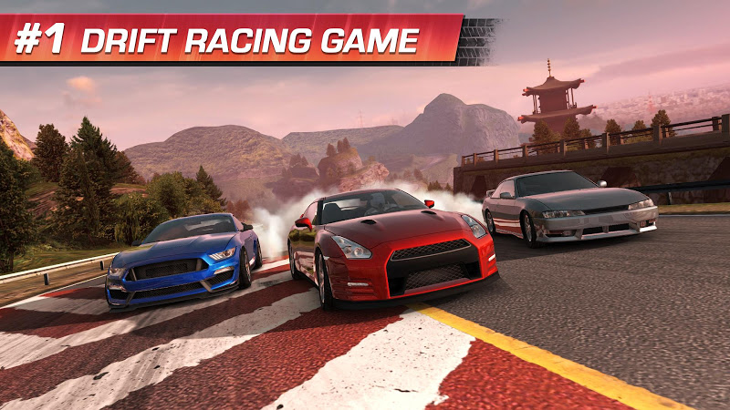 CarX Drift Racing v1.7.1 (Unlimited Coins/Gold)