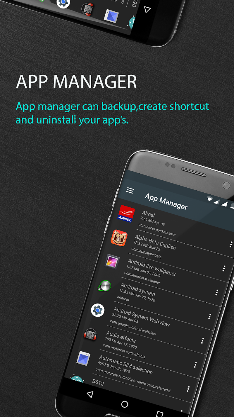 File Manager - Local and Cloud File Explorer Screenshot 3