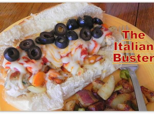 The Italian Buster Recipe