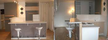 Studio meublé 39 m2