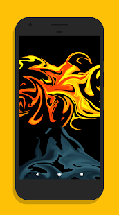 Liquify Walls - made for AMOLED (Free)- screenshot thumbnail