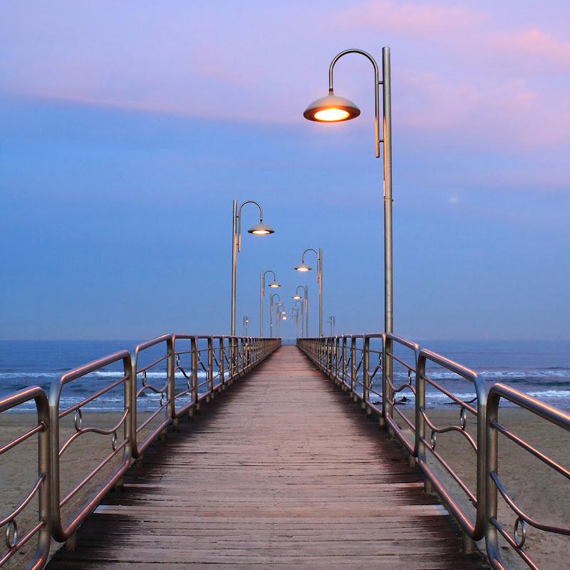 i lampioni del pontile di rino_savastano