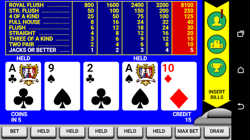 Video Poker Classic Double Up Apk 1