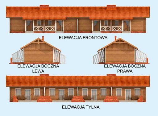 Riobamba 2 - Elewacje