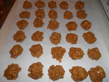 Peanut Butter Chews Recipe