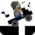 Don't Stop Eighth Note Zombie icon