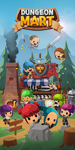 Dungeon Mart Mod Apk Download For Android 1
