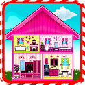 Doll House Games for Decoration & Design 2018 icon