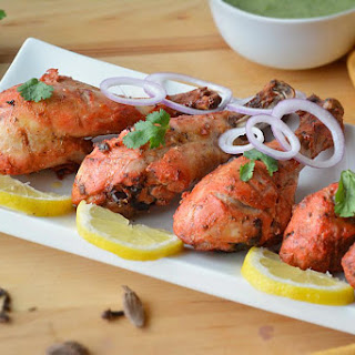 Tandoori Chicken without oven.