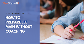 How to study for JEE Main without Coaching