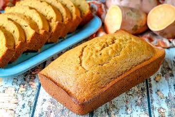 Deb's Famous Sweet Potato Bread