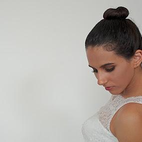 young bride by Cristobal Garciaferro Rubio - Wedding Bride ( young bride, lady, bride, young lady )