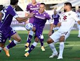Franck Ribéry victime d'une entorse au genou droit lors de Lazio-Fiorentina